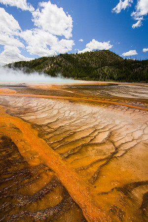Grand Prismatic Spring 2 Yellowstone National Park
