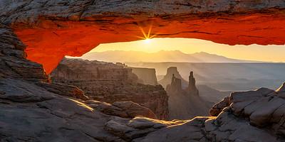 Ancient Window (Panorama)