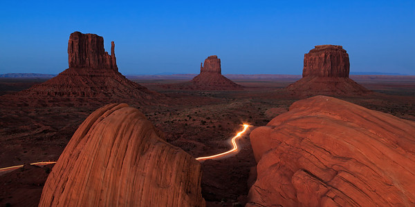 Rush Hour - Monument Valley