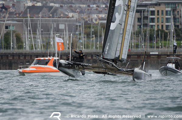 """17/09/2011 - Plymouth (UK) - 34th America's Cup - AC World Series - Plymouth 2011 -  Racing Day 6 -  © Ricardo Pinto -  <a href=""""http://www.rspinto.com"""">http://www.rspinto.com</a>"""