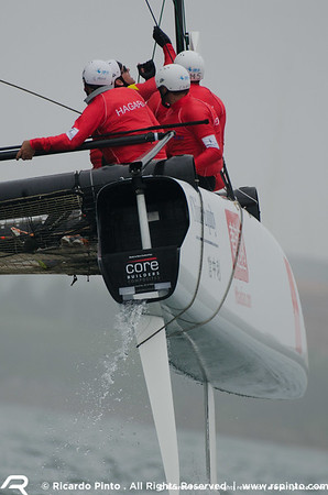 """09/09/2011 - Plymouth (UK) - 34th America's Cup - AC World Series - Plymouth 2011 -  Training Day 5 - © Ricardo Pinto -  <a href=""""http://www.rspinto.com"""">http://www.rspinto.com</a>"""
