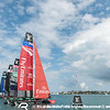 Training Day -1 of Louis Vuitton America's Cup World Series Bermuda
