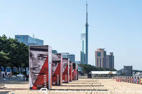 Racing Day -2 of Louis Vuitton America's Cup World Series Fukuoka