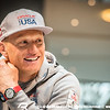 Skippers Press Conference on Media Day -1 of Louis Vuitton America's Cup World Series New York