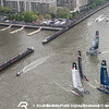Racing Day 1 of Louis Vuitton America's Cup World Series New York