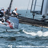 Races 1, 2 and 3 - Racing Day 1 of Louis Vuitton America's Cup World Series Oman