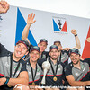 Prize Giving Ceremony - Racing Day 2 of Louis Vuitton America's Cup World Series Oman