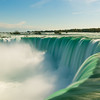 Horseshoe Falls during the day