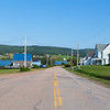 Buildings in Margaree Habour Nova Scotia