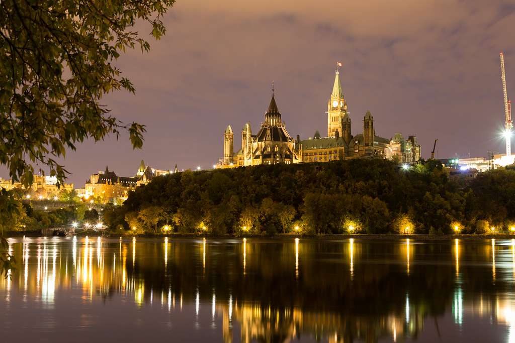 Ottawa Parliament Hill
