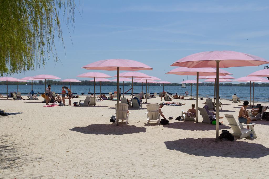 Sugar Beach Toronto
