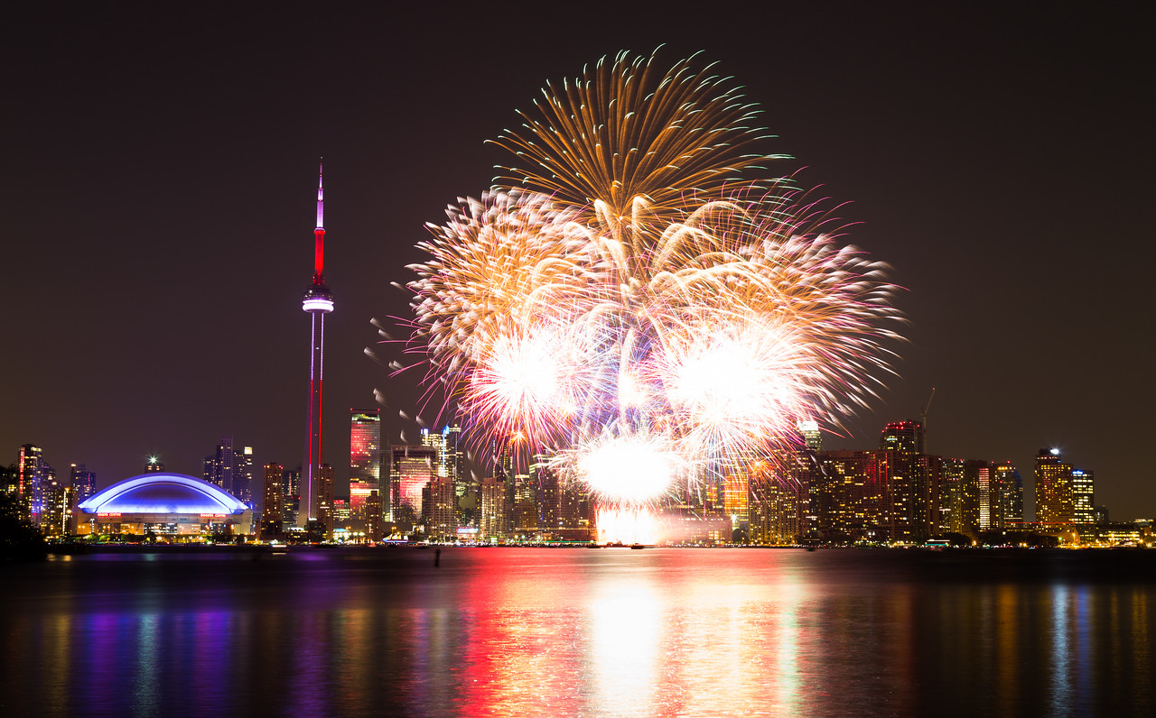 Canada Day in Toronto 2014