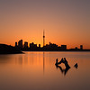 Toronto at Sunrise