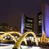 Toronto City Hall Christmas