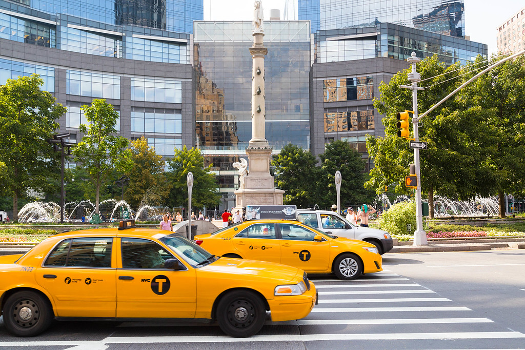 New York Taxi's