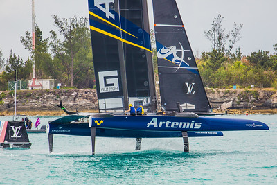 artemis racing wins