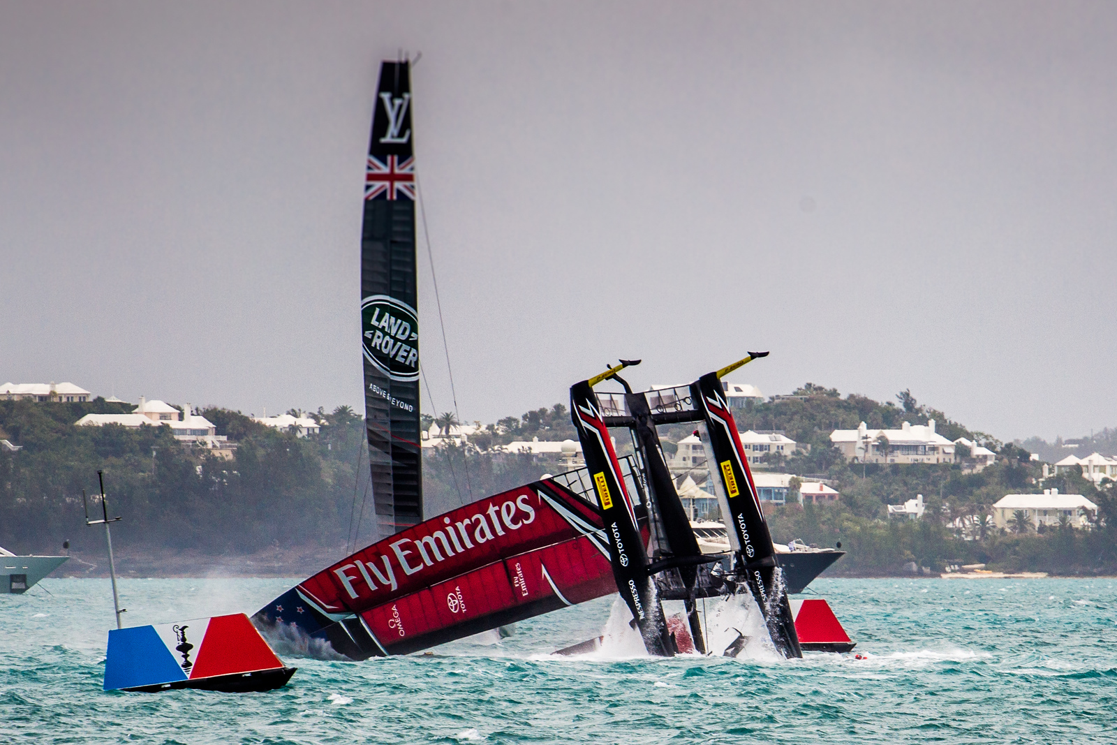 team nz pitch-pole