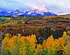 Autumn Twilight on the Great Divide