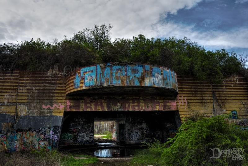 The Island Swamp Bunker