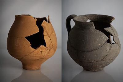 Vase, 300 B.C. Nemea Greece
