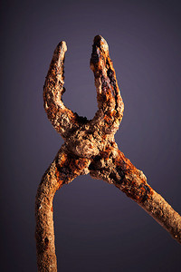 Bronze Plier, 500 B.C. Mycenae, Greece