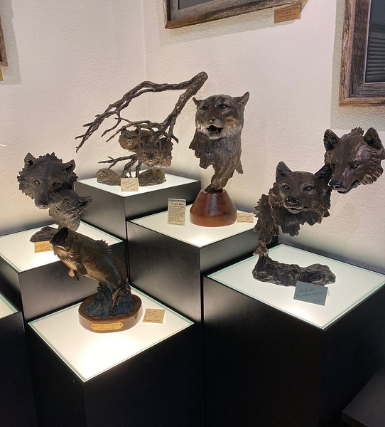 Bronzes