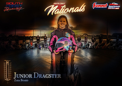 Andra Summit South Coast Nationals - Winners Posters