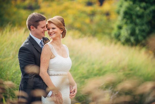 Andrea + Ryan Wedding