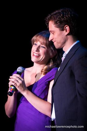 Kevin Massey & Meredith Kaye Clark