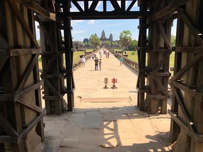 Avenue of Angkor