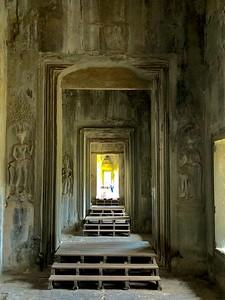 Angkor Halls