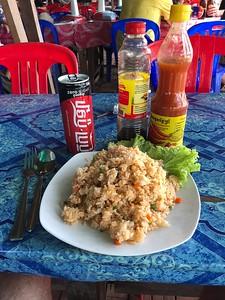 Angkor Wat Lunch