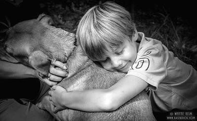 All Mine -- Black & White Photography by Wayne Heim
