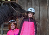 """<div class=""""jaDesc""""> <h4>Love Nuzzles the Girls - March 27, 2018</h4> <p>Love really enjoyed gently nuzzling Delia and younger sister Leora.</p></div>"""