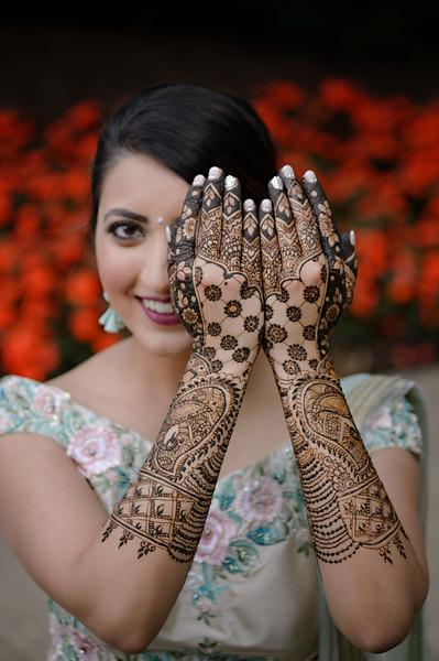 Ankur and Chandni Wedding - Day 1