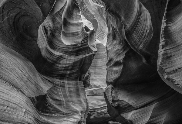 Antelope Canyon, Slot Canyons, Page, Arizona