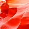 Waves of Red Sandstone