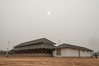 A new visitor's center at the Yanshi palace site (Tazhuang, Yanshi, Henan, CN - 10/29/13, 9:46:26 AM)