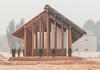 Reconstructed Building 8, Yanshi Shangcheng palace site (Tazhuang, Yanshi, Henan, CN - 10/29/13, 9:45:54 AM)