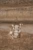 Ancient aqueduct feature, Yanshi Shangcheng, Palace site (Tazhuang, Yanshi, Henan, CN - 11/05/13, 4:00:34 PM)