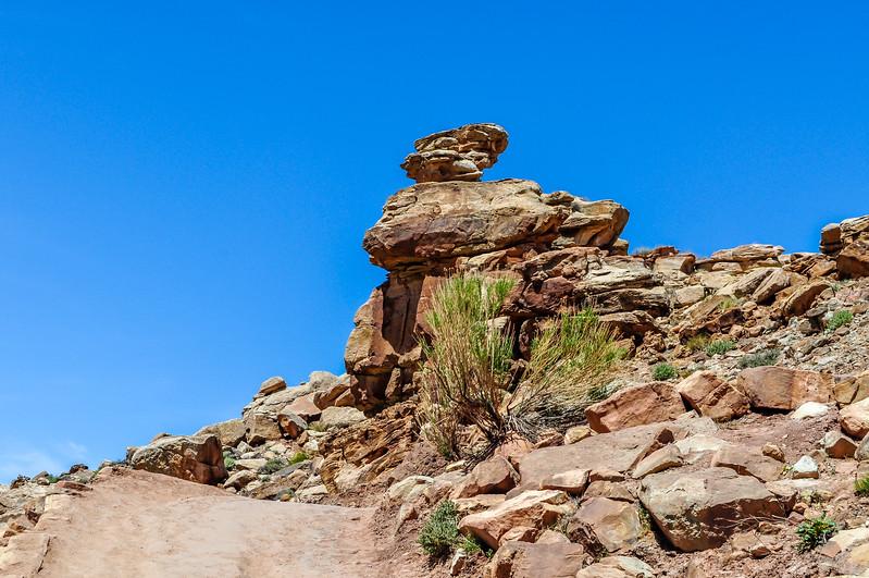 Balancing Boulder