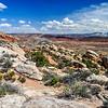 Arches Desert Landscape