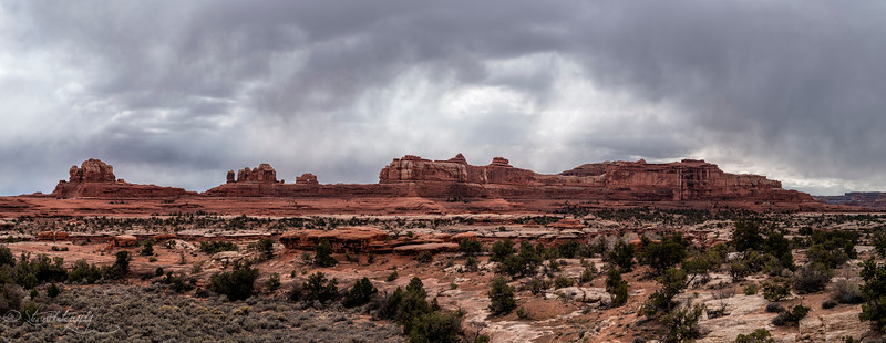 Another Land - Canyonlands National Park, Needles District, UT 2018