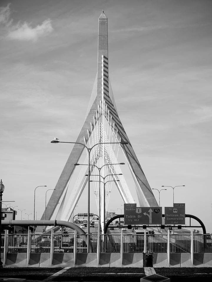Tobin Bridge, Boston
