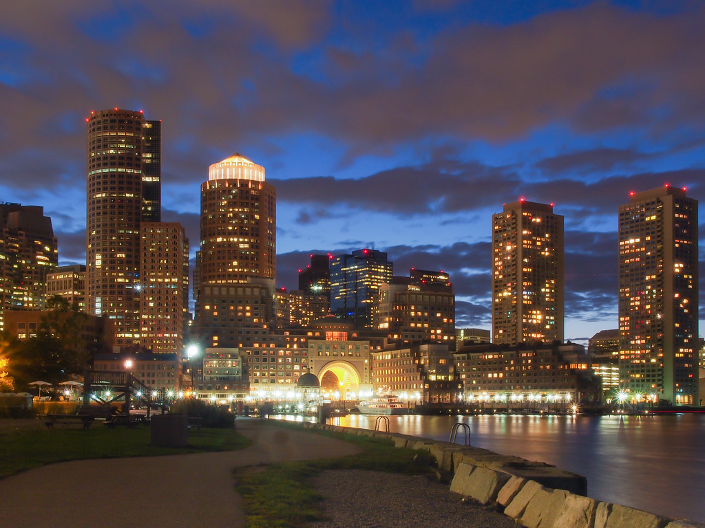 Boston cityscape (1 of 1)