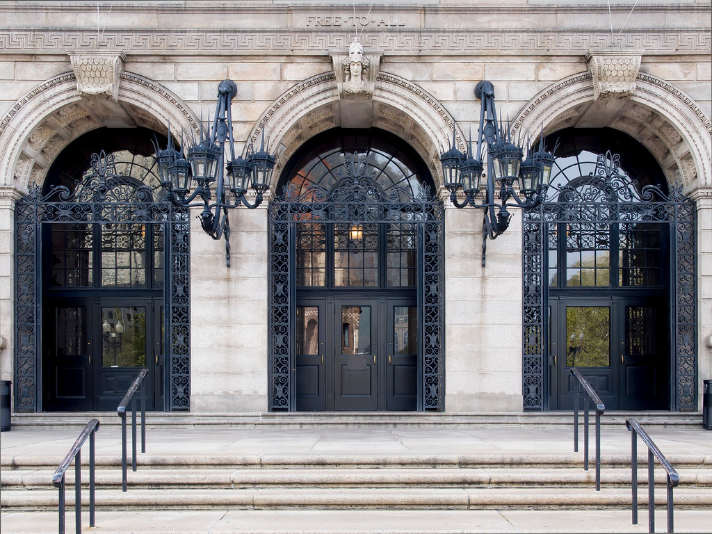 Boston Library-1