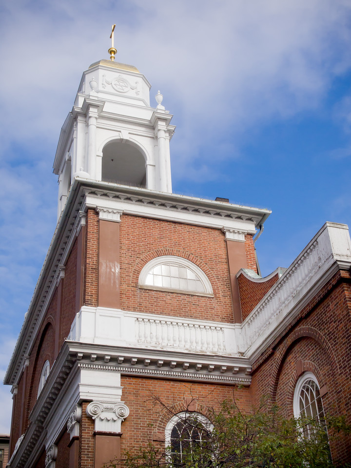 Paul Revere Church, Boston