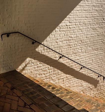 UVA Stairwell