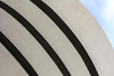 Guggenheim, NY.