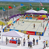 CONCEPT RENDERING | SketchUp/Photoshop<br /> Client: Beach Tennis USA